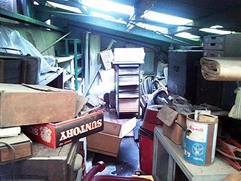 大量・少量問わず様々な不用品を専門スタッフがスピーディーに回収します。